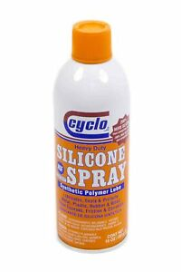 Cyclo Silicone Spray Lube 10 00 Oz Aerosol P N C33