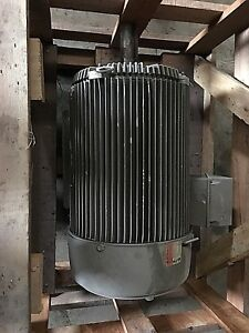 Unimount 125 Electric Motor 3 Phase 25 Hp 575volt