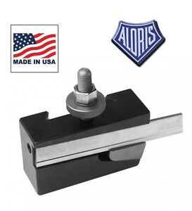 Aloris Axa 7r Reversible Parting Blade Cut Off Holder