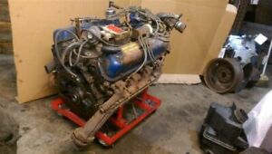 8 302 Engine For 75 78 Ford Mustang