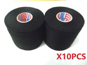10pcsx19mmx25m Tesa 51608 Adhesive Cloth Fabric Tape Cable Looms Wiring Harness