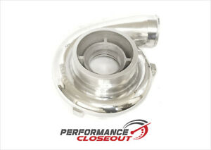 Add on Service Option Polished Compressor Housing Gt45 Gtx45 Turbo Size