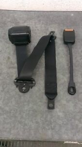 2 X New Military M998 Humvee 3 Point Seat Belt H1 Key Safety Systems