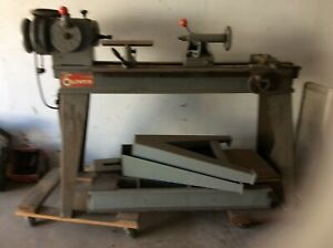 Wood Pattern Lathe oliver Model 59a W all Accessories very Good Condition