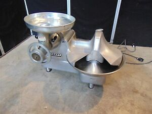 Hobart 84185d Buffalo Chopper Food Processor With Grinder Head S3959