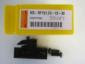 Sandvik Coromant Parting Blade Ms rf151 23 13 30 Right Hand New