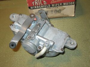 Nos 1940 Buick 40 olds 70 pontiac 26 Windshield Wiper Motor Trico Read