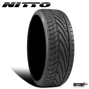 1 X New Nitto Nt Geo Neogen 215 40 18 89w Ultra High Performance Tire