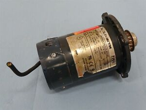 A o smith D030 Variable Drive Dc Motor 1 4hp 1725rpm 90v 2 85a