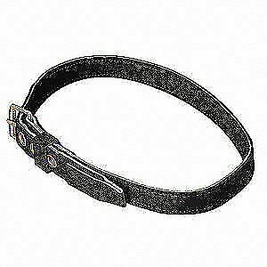 Honeywell Miller Nylon Webbing Body Belt xl nylon 6414n xlbk Black