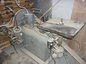 Oscelating Spindle Sander W Disk Must Come see to Purchace
