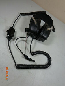 Setcom 7 Industrial Headset 7m pr4mo 2 5mm 3 5mm Motorola Kenwood Bk Radio C14