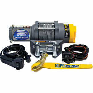 Superwinch 1125220 Terra 25 Winch