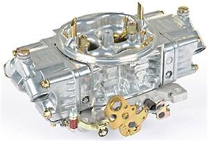Holley 0 80576s Shiny Supercharger Hp Carb