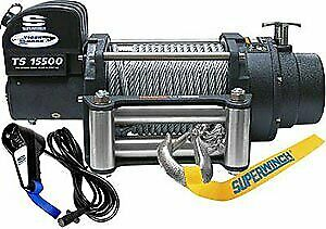 Superwinch 1515200 Tiger Shark 15500 12v Series Winch