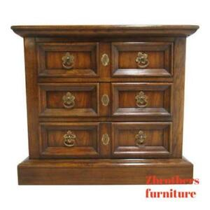 Dixie Camelot Lamp End Table Night Stand B