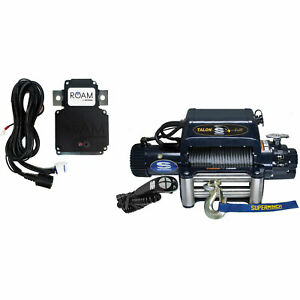 Superwinch 2910k Roam Control Series talon 9500 Series Winch Kit Includes Roam