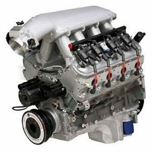 Chevrolet Performance 17802825 2012 2013 427ci Copo Crate Engine Nhra Rated At 4