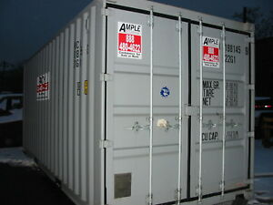20 Ft New Shipping Storage Container Mansfield Ma