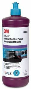 3m 6068 Perfect it Ex Ultrafine Machine Polish 1 Quart 946ml 06068