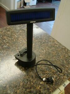 Posiflex Pd 2600 Pos Pole Mount 7 Customer Display For Point Of Sale Register