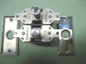 Vintage 2 New Push Pull Switches Cutler Hammer 20 S 30 S Pat Date Feb 28 1911