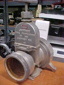 Jaffrey Fire Protection Co Fire Hydrant Truck Gate Valve
