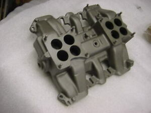 Cadillac 1956 Dual Quad Iron Intake For 365 Motors