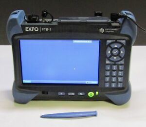 Exfo Ftb 1 s2 8g Otdr Outdoor Fiber Optic Network Tester 8gb Memory Ftb 700