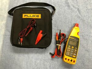 Perfect Fluke 773 Milliamp Process Clamp Meter With Leads