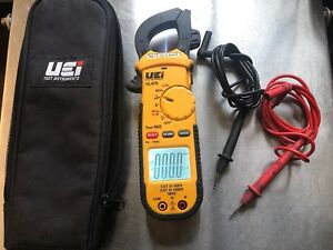 Uei Test Instruments Dl479 True Rms Hvac r Clamp Meter Ac 600 Amp