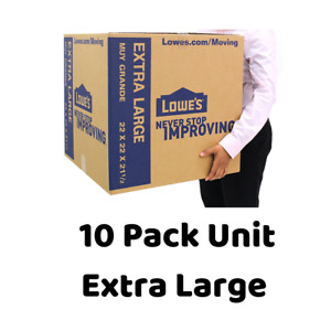 Extra Large Cardboard Boxes 22 X 22 Storage Moving Shipping Packing Xl