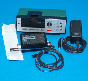 Mahr Perthometer Pfk Drive And Probe With M4p Perthen Profilometer Parts Unit