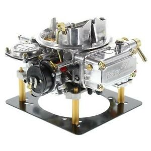 Holley Performance 0 80457s Street Carb 600cfm 4bbl