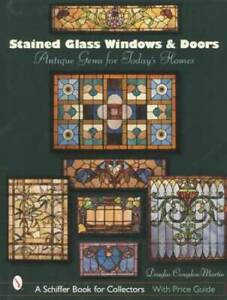 Stained Glass Windows Doors Collectors Guide Art Deco Panels