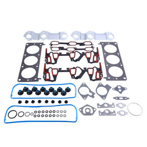 Cylinder Head Gasket Set For Buick Chevy Olds Pontiac 3 1l 3 4l V6 Engine 96 05