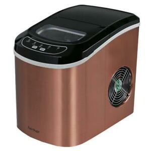 Northair Hzb 12 sa Portable Ice Maker Machine Counter Top With 26lbs Daily Steel