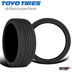 2 X New Toyo Extensa Hp Ii 235 45 17 97w High Performance Handling Tire