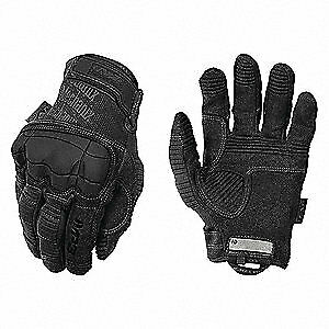 Mechanix Wear Tactical Glove m 12 L wing Thumb blk pr Mp3 55 009 Black