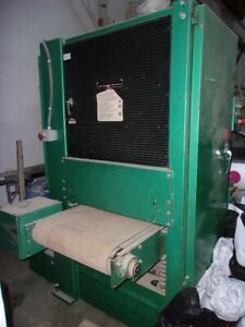 Time Saver Abrasive Planer sander Must Come See To Purchace
