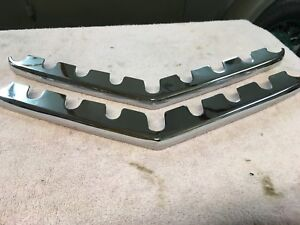 Willys Jeepster Wagon Panel Pickup 1950 62 New Grill Bars