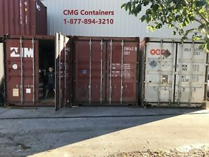 40 Shipping Container Storage Container 40 Shipping Container Mobile Al