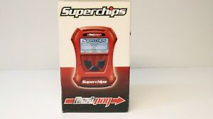 Superchips Flashpaq Tuner 1808 For 2008 Ford Powerstroke 6 4l