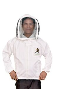 Daisy Bee Premium Quality Cotton Fabric Jacket Astronaut Veil L