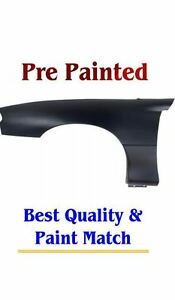 Pre Painted Driver Lh Fender For 1998 2002 Chevrolet Camaro W Free Touchup