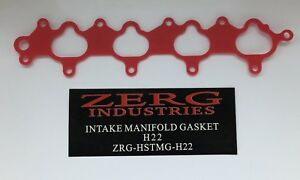 H22a Thermal Intake Manifold Gasket Honda Prelude And Accord 1992 2001 By Zerg
