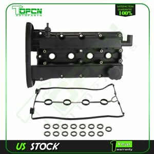 For 2004 2005 Chevrolet Aveo 1 6l Engine Valve Cover And Gasket 96473698