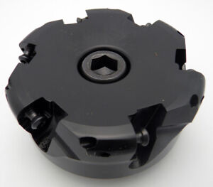 Mil tec 4 Diameter Freedom Cutter Plus Indexable Shell Mill Usa 02027