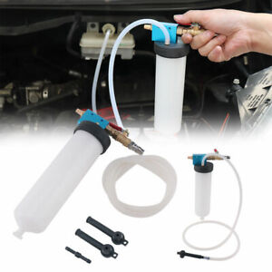 Auto Car Brake Fluid Replace Tools Pump Oil Bleeder Exchange Air Equipment Kit