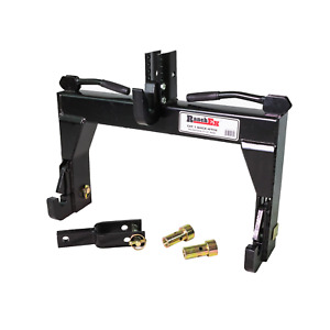 Quick Hitch Cat 1 Adjustable Top Bracket For 3 point Implements